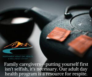 Putting yourself first isn't selfish - FB