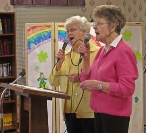 Volunteer with older adults in Lynden
