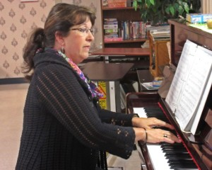 Playing music for older adults, Whatcom County