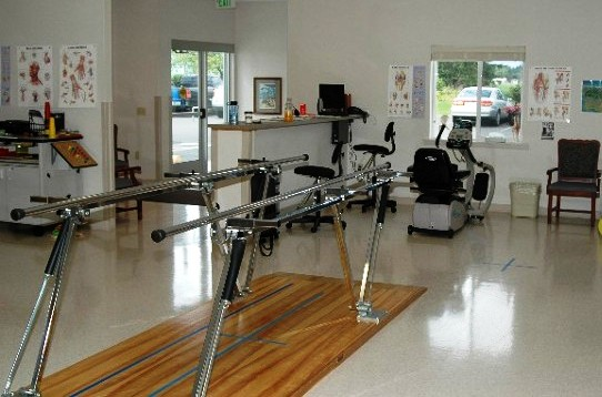 Therapy Department Adds New Equipment