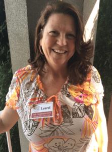 Laurel, unit coordinator